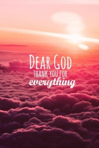 god-thank-you