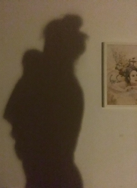 mother & baby silhouettes